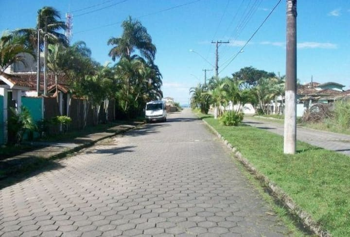 MiniCasa: só 334mt Praia Massaguaçu! Caraguatatuba