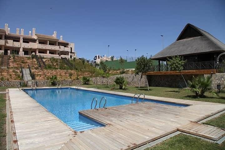 HL 008 2 Bedroom Apartment,HDA golf resort, Murcia