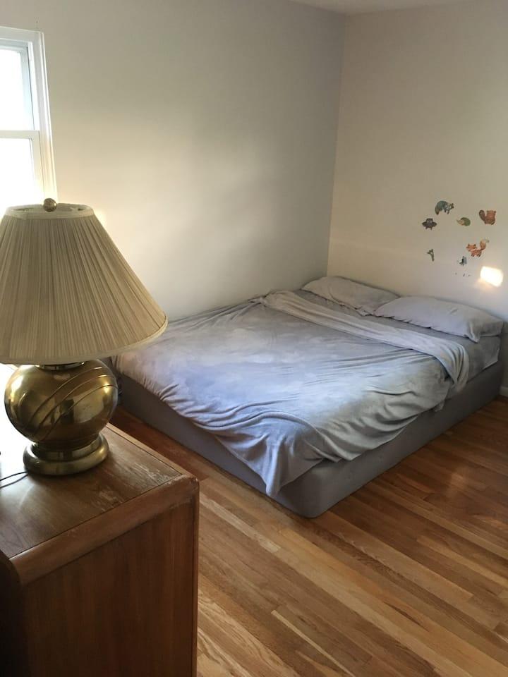 Quiet Room in Boston