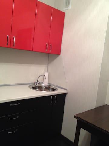 Однокомнатная квартира с кухней - Tomsk - Lejlighed
