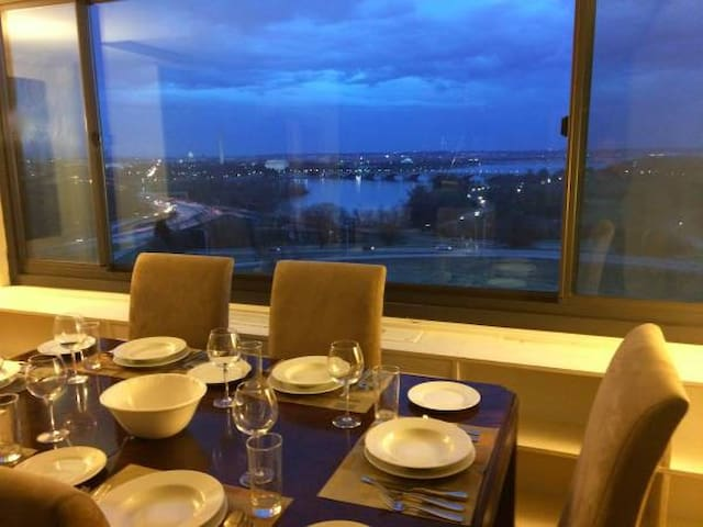 Dining with a View!