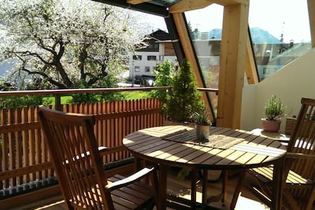 Modernes Appartement mit sonniger Terrasse - Apartment