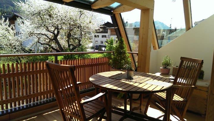 Modernes Appartement, mit sonniger Terrasse