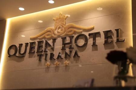 Hotel Queen - Tiranë