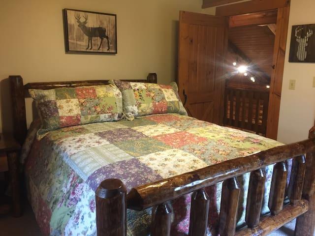 West Loft Bedroom