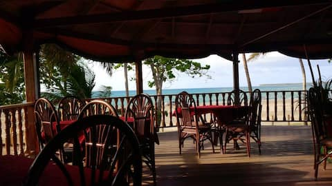 Miches Hotel for 1 Guest with Breakfast by Beach