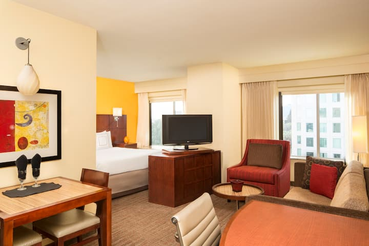 Suite Deal - Studio Suite at Residence Inn Hotel