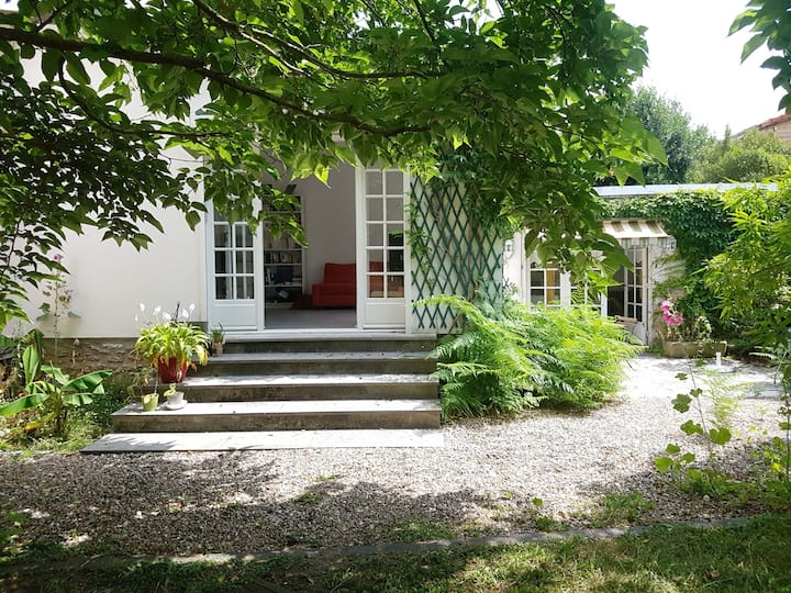 Charming  large house Vernon Giverny (1h Paris)