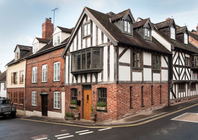 Grade 2 listed , In the heart of Historic Ludlow.