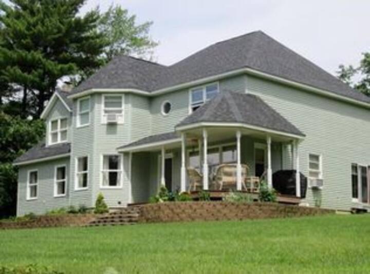 Georgia Country Home