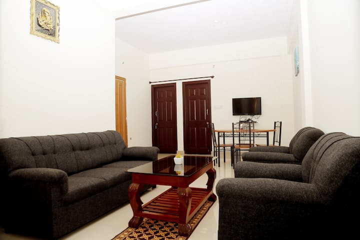 Holidayincoorg Silver nest - Comfort