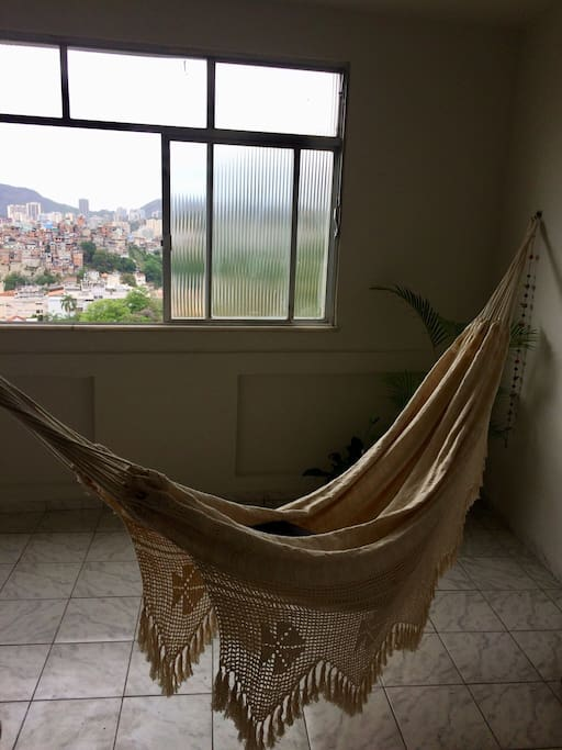 Sinta-se em casa e relaxe