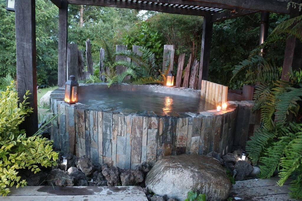 Hot Tub al aire libre