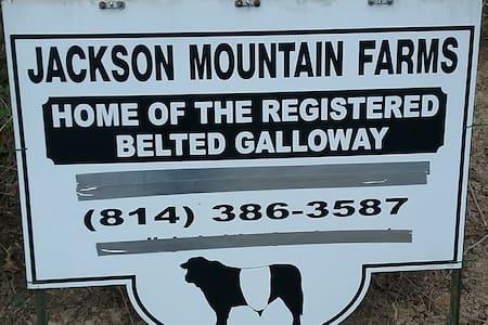 Jackson Mountain Getaway
