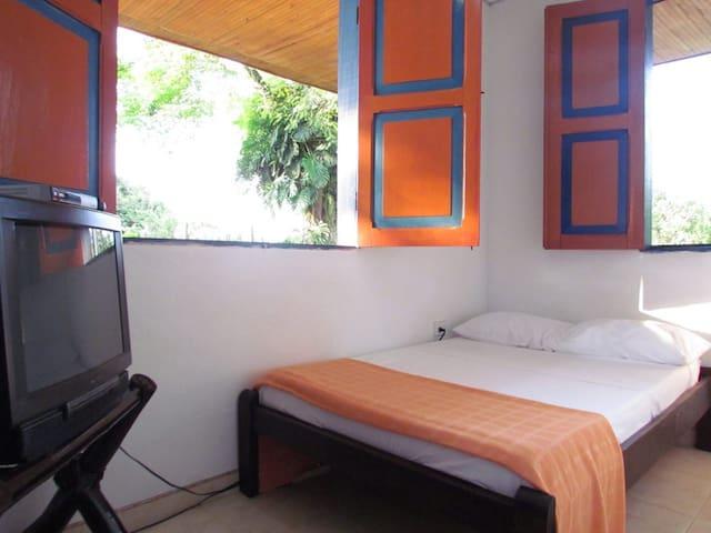 Hermosa Finca La Paloma 2, Habitación No. 1