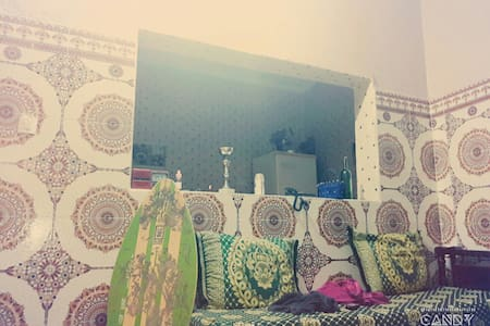 Beachside Taghazout apartment - Taghazout - Wohnung