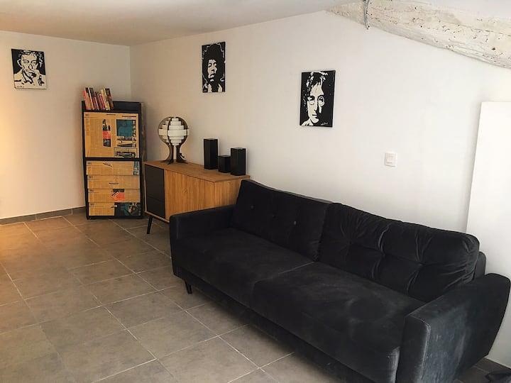 60 m2 /T2/Terrasse/intra muros/