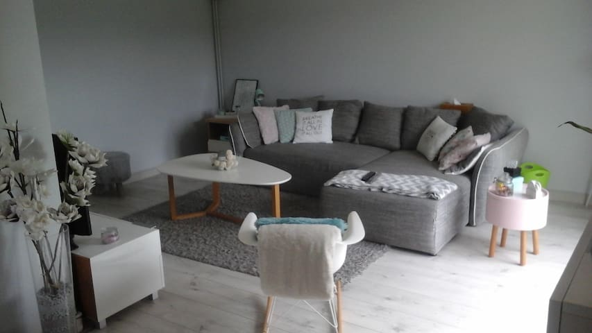 Maison 95 m2 avec jardin/ garage,calme, commerces