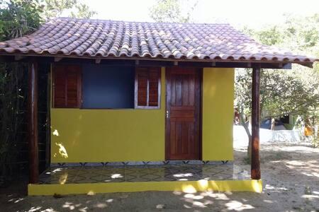 Charmoso Chale a Beira Mar