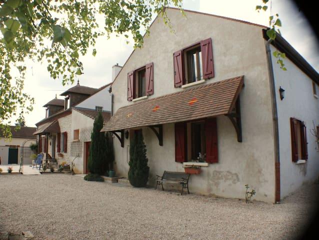 Aux Murots soyez les bienvenus - Longecourt-en-Plaine - Huis