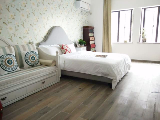 设计师的文艺小清新公寓 - Changsha Shi - Apartmen