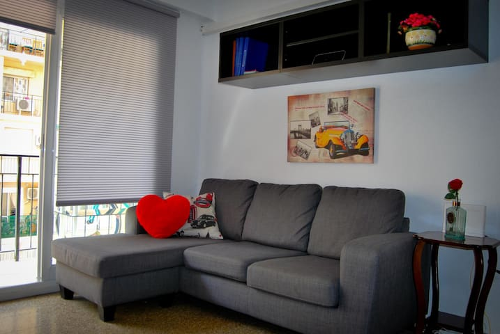 The Summer Holidays Apartment - Valencia (Jul Aug) - Valencia - Appartement