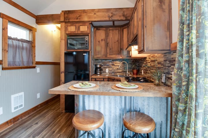 Custom Tiny Ranch House