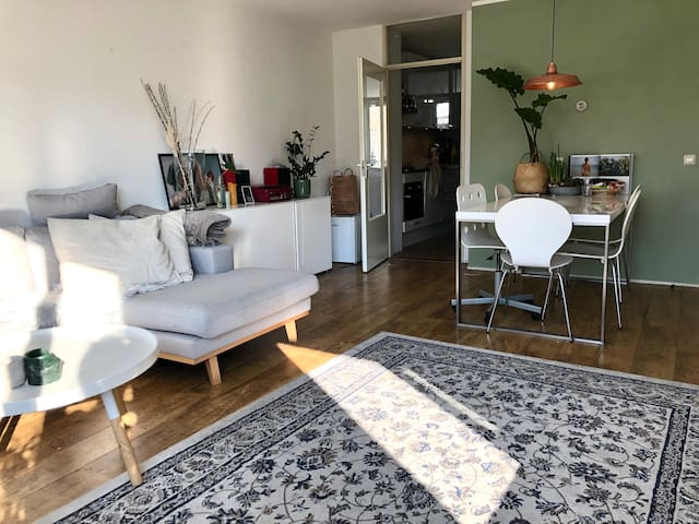 Cozy 2bedroom apartment in the centre of Amsterdam