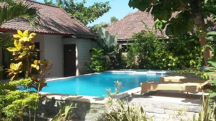 Bali Diversity Diving & Resort - Villa 3 persons