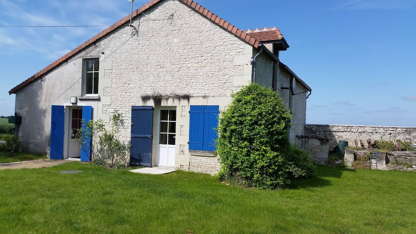 Authentique maison du 19ème - Sérigny - House