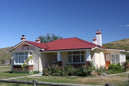 Big Sky Cottage, Lauder comfy home away from home - Central Otago District - Rumah