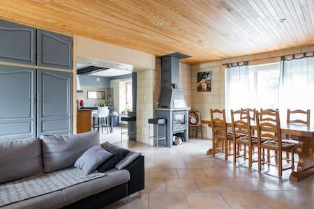 Maison à proximité de l'Aéroport St Exupéry - Pusignan - House