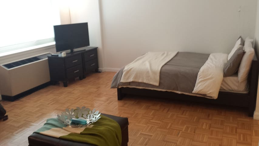 Private Full Studio in NYC - Nueva York - Departamento