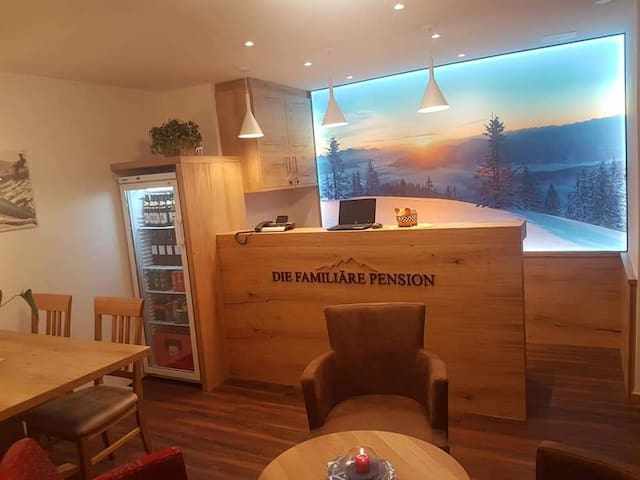 Double room with breakfast *** PENSION OBERAUER