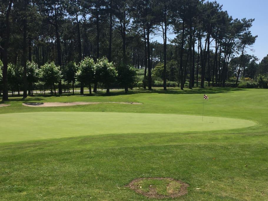 Campo de Golf La Toja
