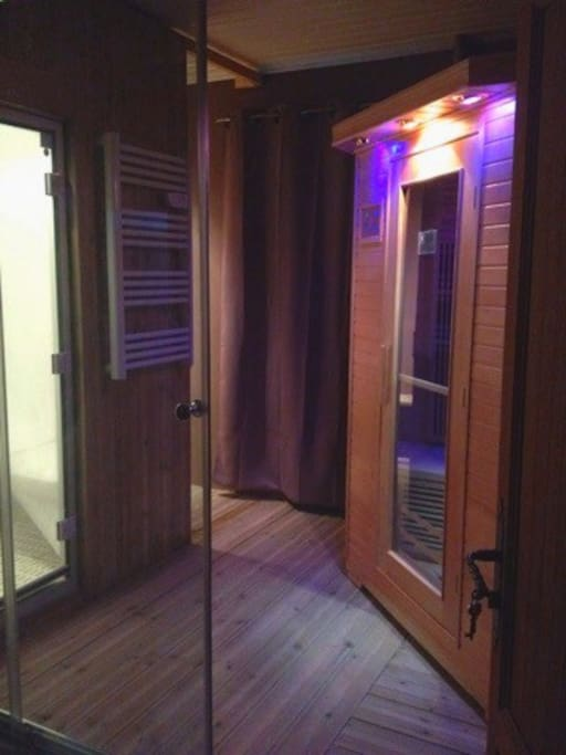 Aromatorium avec sauna et hammam