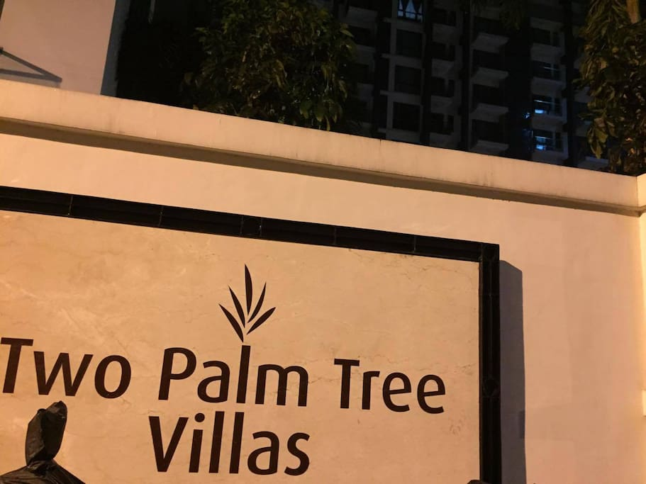 Palmtree Villas Two