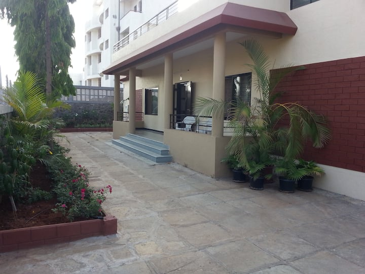 DEOLALI (nr  NASIK), ENTIRE 3BHK VILLA Homestay