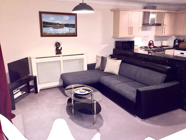 Sunny Top Floor Flat With A Balcony Free Parking Apartments For Rent In Richmond England