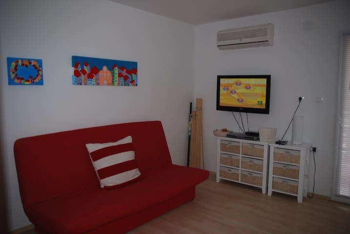 Apartman Vortex - Seline