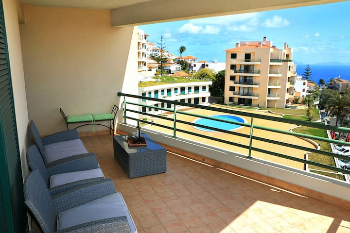 Garajau Terrace II - Apt with Pool
