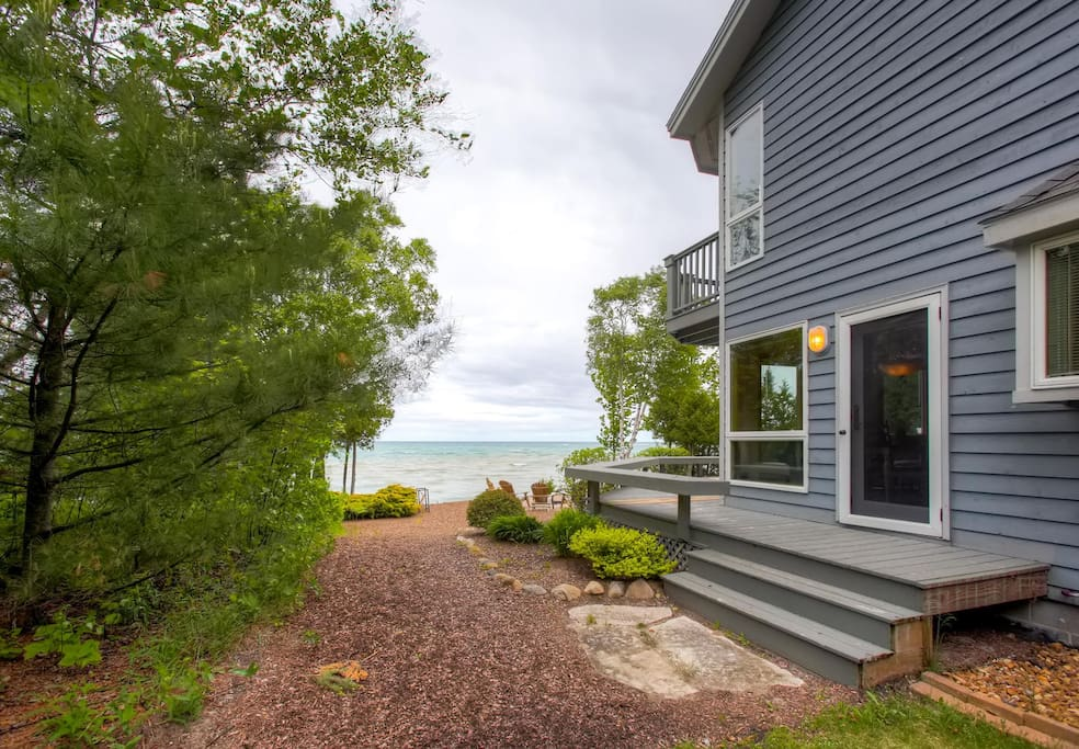 Experience the best of Charlevoix from this beautifully appointed vacation rental home!