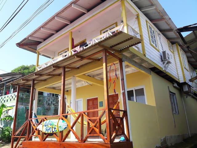 Apartamento 2 personas. Bambú