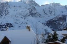 L'IGLOO HERMINE  Duplex en montagne 4 Personnes