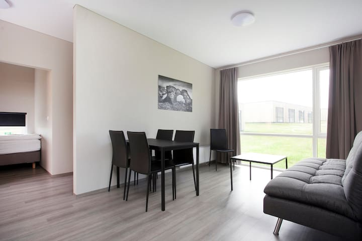 *Two Bedroom Apartment* at Arnarstapi