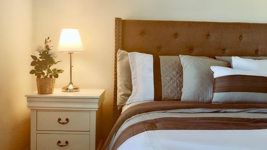 Bella Terra | The Summerland Bedroom