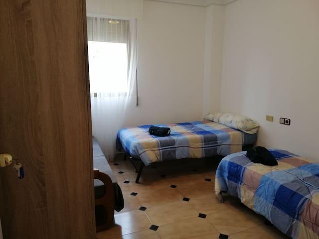 4. Habitación muy céntrica
