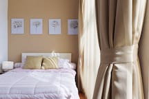 Tala House Bandung, 3 BR, up to 10 guest.