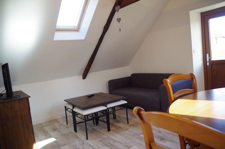 Appartement entre campagne et mer - Rosporden - Wohnung