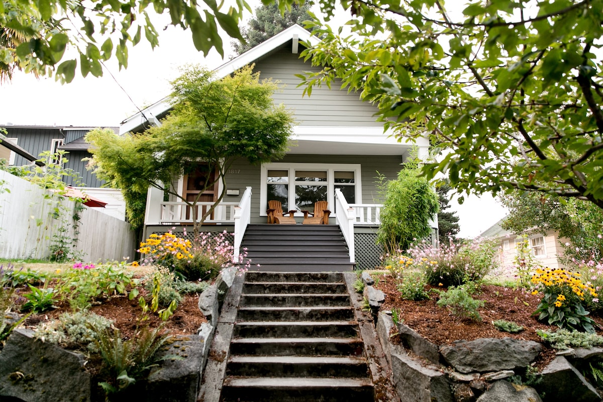 The Bungalow | Beautiful + Comfortable + Modern   Bungalows For Rent In  Seattle, Washington, United States